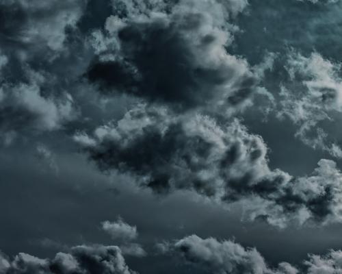 Temné mraky