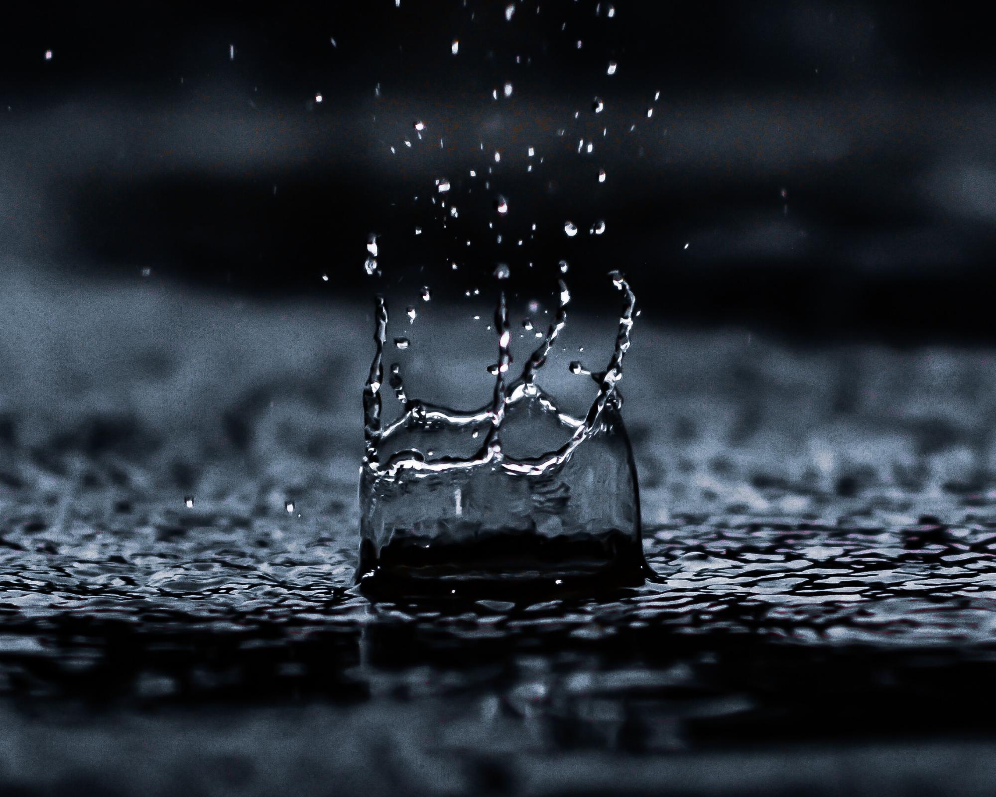 Temný déšť