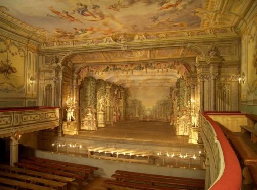 barokní divadlo